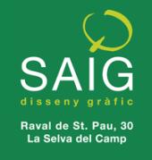 SAIG | El Taller Coworking | contacte@saigdisseny.es| www.saigdisseny.es